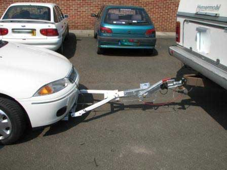 Hedley Towbars-towing A-frames
