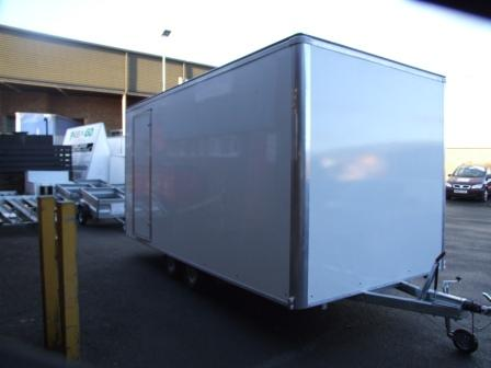 14 X 7FT Catering Trailer