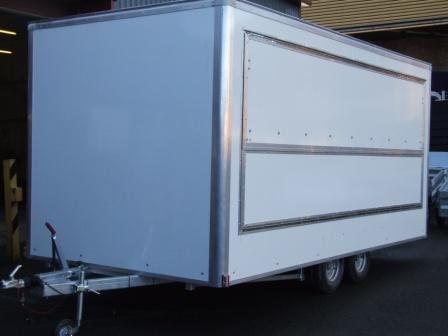 14 X 7 Catering Trailer