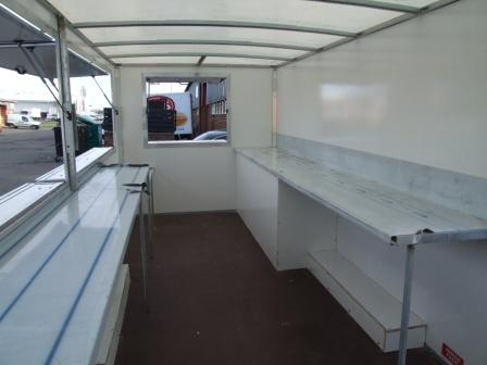 18FT X 7FT Catering Trailer